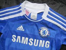 CHELSEA LONDON home jersey shirt ADIDAS 2012 trikot /BOY JUNIOR 116cm/ 5-6Years