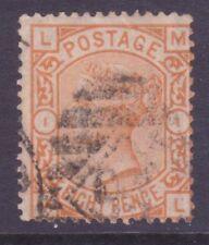 SG156  8d Orange  ML  Plate 1  Catalogue £350