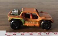 Vintage Matchbox Lesney Superfast 1971 Toy Car Baja Buggy No. 13 - Playworn