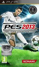 Pro Evolution Soccer 2013 PSP UMD PlayStation Video Juego UK release