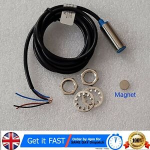 New Hall Effect Sensor Proximity Switch NPN 3-wires with magnet normally open