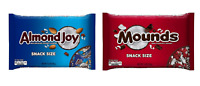 Almond Joy, Mounds Assorted Snack Size $9.87 FREE SHIPPING