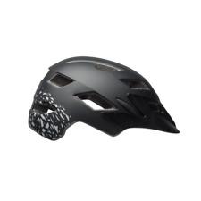 Bell Sidetrack Child Unisex 47-54cm Matte Black & Silver Bike Safety Helmet