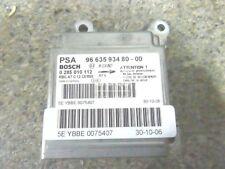 Genuine Peugeot 207 2006-2013 Airbags Control Unit 654664