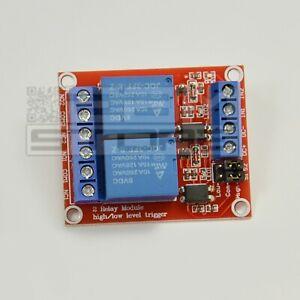 Scheda 2 relè 5Vdc relay arduino - ART. CQ02