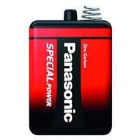 Panasonic Heavy Duty Battery 6V PJ996 4R25 Lantern