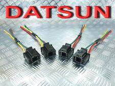 HEADLIGHT Connector Plug DATSUN 160B 180B 200B 200L CEDRIC 200C 240C 260C 280C