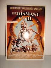 CARTE POSTALE CINEMA - LE DIAMANT DU NIL