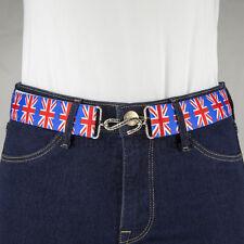 Union Jack Cintura Elastica Made in UK