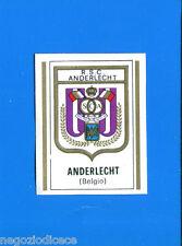 CALCIATORI PANINI 1971-72 -Figurina-Sticker n. 167a - ANDERLECHT SCUDETTO -Rec