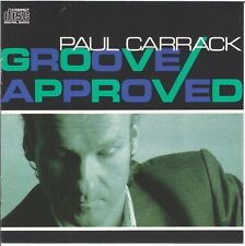 Paul Carrack/Groove APPROVED * NEW CD * NUOVO *