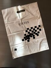 CHESS Musical London West End Theater Plastic Bag 1988 ABBA Tim Rice