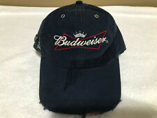 Anheuser Busch, Budweiser, collector, vintage, rare hat NEVER WORN BRAND NEW!!!!