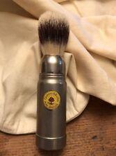 Vintage Antique CRABTREE & EVELYN Pure Bristles Shaving Brush (West Germany)
