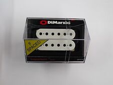 DiMarzio F-spaced Imperium Neck Model Humbucker White W/Black Poles DP 271F