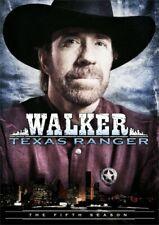 Walker, Texas Ranger: Season 5 DVD 2008 BRAND NEW FAST SHIPPING