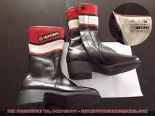 stivale moto motociclista motorcycle boots pelle vintage Alpinestars Kenny 2