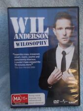 WIL ANDERSON WILOSOPHY DVD MA R4