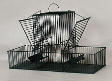 Trappola per Uccelli con Lockvogelabteil Und 2 Pesca Abteilen - @@@ Heka : 1x