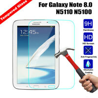 Premium 9H Tempered Glass Screen Protector Cover Film For Samsung Galaxy Tablet