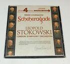 Leopold Stokowski - Scheherazade - Reel to Reel Tape - 7 1/2 IPS