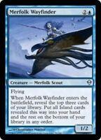 4x Merfolk Wayfinder MTG Zendikar NM Magic Regular