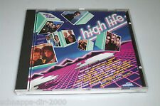 HIGH LIFE CD 1987 MIT RAINBIRDS - NEW ORDER - O.K. - CAMOUFLAGE - SANDRA - INXS