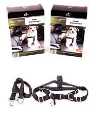 Roy Cinturón de Seguridad de Perro M L Correa Perro Arnés de Perro Cinturón