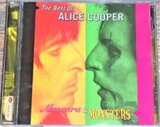 ALICE COOPER New cd MASCARA & Monsters metal music punk
