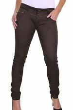 Coloured Ultra Low Rise Slim, Skinny Jeans for Women