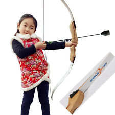 "48"" Archery Takedown Recurve Bow Right Hand Kids Youth Shooting Game Gift 10lbs"