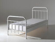 VIPACK Metallbett New York l Kinderbett l 90 x 200 l Weiß