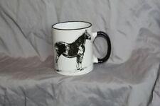 BELGIAN DRAFT HORSE COFFEE MUG 11 ounce