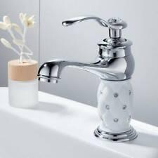 Badarmatur Retro Waschtischarmatur Wasserhahn  Mischbatterie Einhebelmischer.