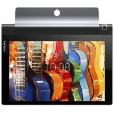 Tablets e eBooks negros, modelo Lenovo Yoga Tab 3 con 32 GB de almacenaje