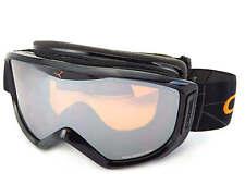 Cebe - Legend M ski lunettes NEIGE NOIR CORAIL / orange fluo Miroir cat.2 cbg47