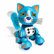 Zoomer Meowzies Kitten-'Patches'-Responds to Touch-Push and Play-New in Box