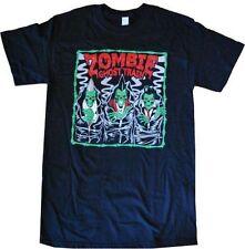 "Zombie Ghost Train ""Body Bags"" T-Shirt - FREE SHIPPING"