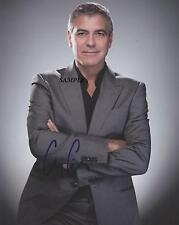 GEORGE CLOONEY #1 REPRINT AUTOGRAPHED 8X10 SIGNED PICTURE PHOTO COLLECTIBLE ER