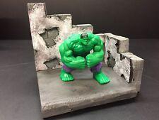 Diorama Action Figure Hulk Spiderman DC Batman Marvel,  Street Scene