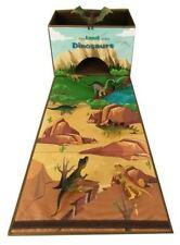 Nouveau! Jouet Tapis de jeu Boite À Dinosaures Plus pour les enfants