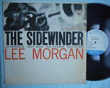 LEE MORGAN The Sidewinder LP Blue Note STEREO LP w/Shrink BST-84157