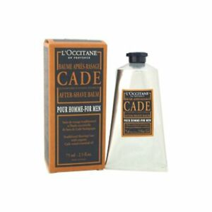 L'occitane en Provence Cade After Shave Balm 2.5 oz New in Box