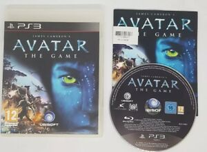 PS3 James Cameron's Avatar: The Game (Sony PlayStation 3 2009) VGC FREE UK P&P
