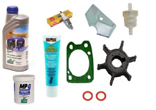 Yamaha outboard engine Service Maintenance Kit 4 hp 4 stroke F4 A impeller anode