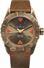 Eterna 1910.79.50.1428 Men's KonTiki Adventure 44 Automatic Watch