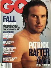 GQ Magazine July 1999 Patrick Rafter