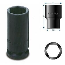 Impact Socket 3/4in - Deep - 46mm - King Dick Tools