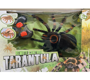 New RC Tarantula  Remote Control Flock Spider Moving Legs Scare Gag Gift Scary