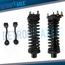 Front Strut Spring & Sway Bar Kit for 2002 2003 2004 2005 2006 2007 Jeep Liberty